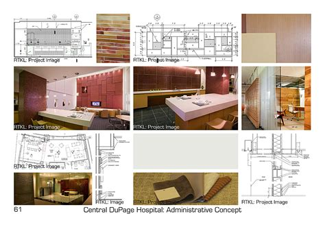 Cdh Emergency Room by Rtkl Central Dupage Hospital Autumn Hoffmeier Archinect