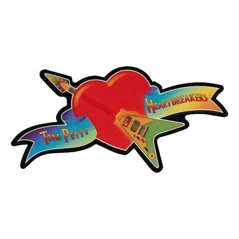 Tom Petty Sticker tom petty heartbreaker sticker liquid blue