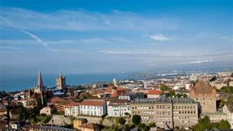 Lausanne | Switzerland Tourism Lausanne