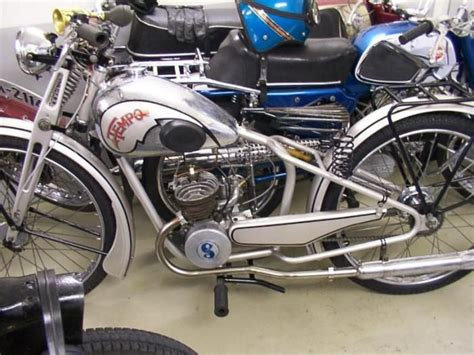 Sachs Motor Two Stroke by 1938 Tempo Sport Norway 98cc Sachs Two Stroke Engine
