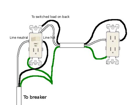 wiring diagram gfci outlet get free image about wiring