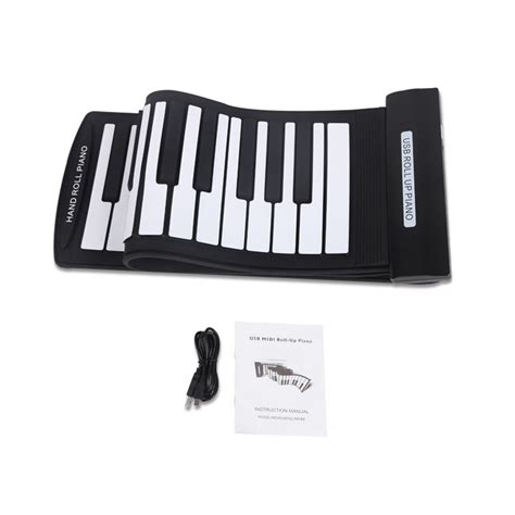 Usb Roll Up Piano Usb Roll Up Portable Piano Peridrome Stores