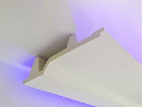 led stuckprofile 2 meter pu stuckprofil stuckleiste lichtleiste led stuck