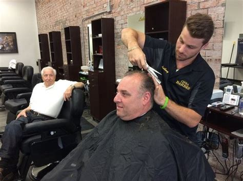 downtown barber and shave oswego ny barber shop opens on up and coming downtown syracuse