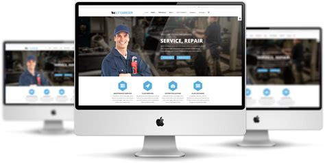 responsive layout joomla free lt careser free joomla automotive website template