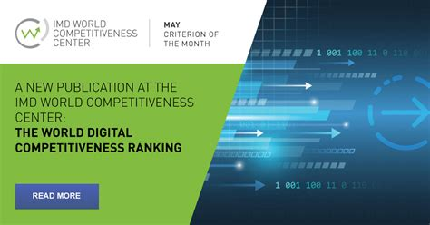 Imd Mba Ranking 2017 by A New Publication At The Imd World Competitiveness Center
