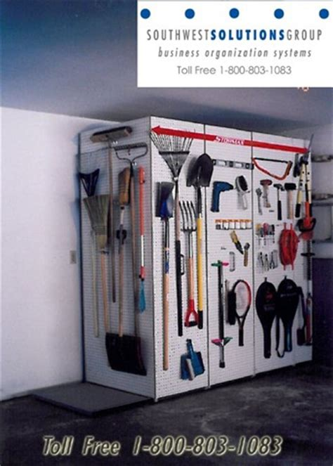shovel and rake storage cabinet storage cabinets shelving innovative storage solutions