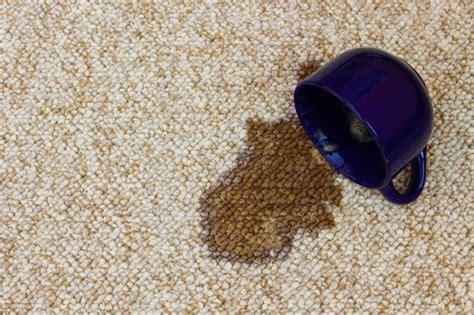 kaffeeflecken im teppich entfernen 7 putztipps die jeder wissen sollte