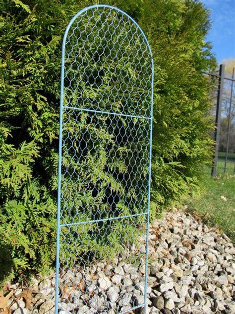 garden topiary wire forms new pair metal wire garden trellis vintage style topiary