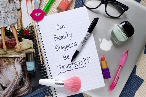 can you really trust a beauty blogger beautyeditor