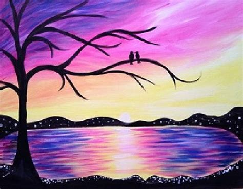 paint nite sault ste cureious walkers relay for fundraising paint nite