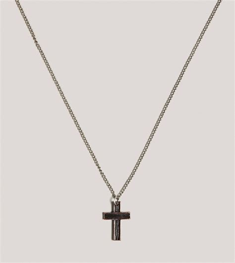 aeo cross necklace american eagle from american eagle