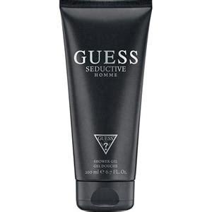 Guess Seductive Homme Shower Gel by Seductive Homme Shower Gel By Guess Parfumdreams