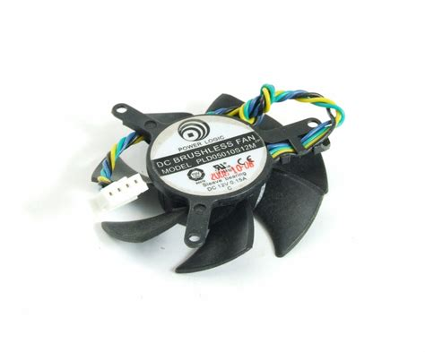 nvidia gpu fan power logic 4 pin 45mm nvidia pc grafikkarte l 252 fter gpu