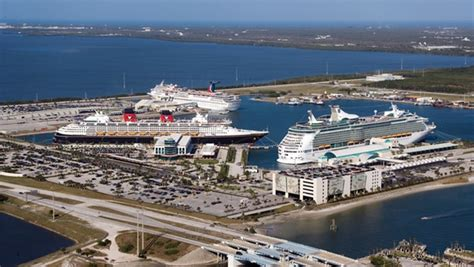 Car Rental Galveston Tx Port by Port Canaveral Wants A Big Royal Caribbean Ship Travelpulse