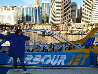 jet boat darling harbour jet boating on sydney harbour sydney