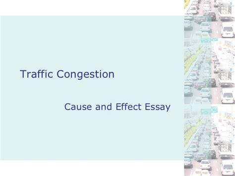 cause effect essay sles free essay traffic jam cardiacthesis x fc2