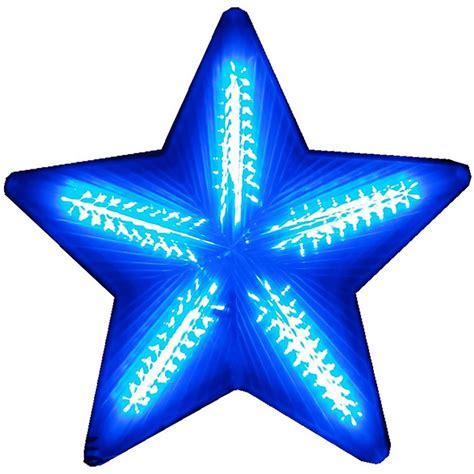Lu Natal Led Bossecom pisca pisca estrela de natal 20 leds azul 50cm 1821 bi