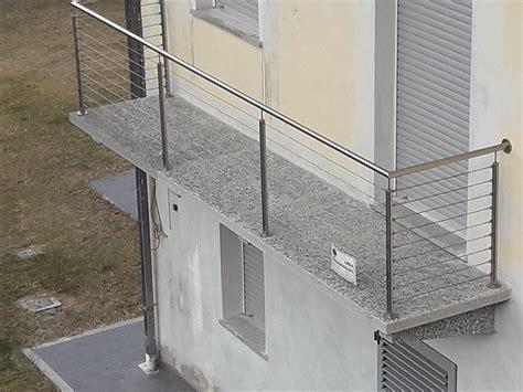 mensole per balconi vendita balconi e mensole per terrazzi in pietra