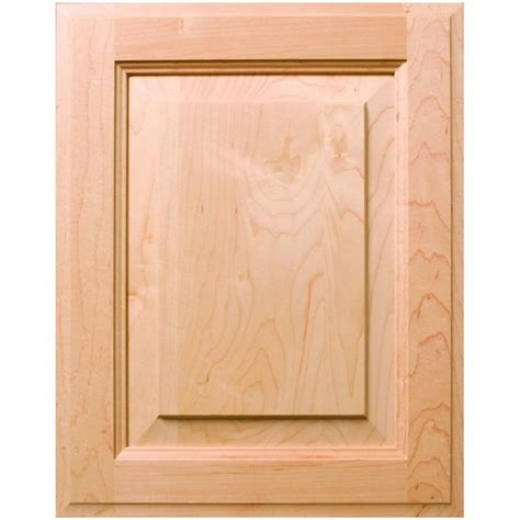 Raised Panel Kitchen Cabinet Doors by Custom Revere Traditional Style Raised Panel Cabinet Door