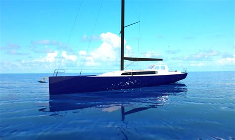 fast cruising boats 16m fast cruising yacht boat design net
