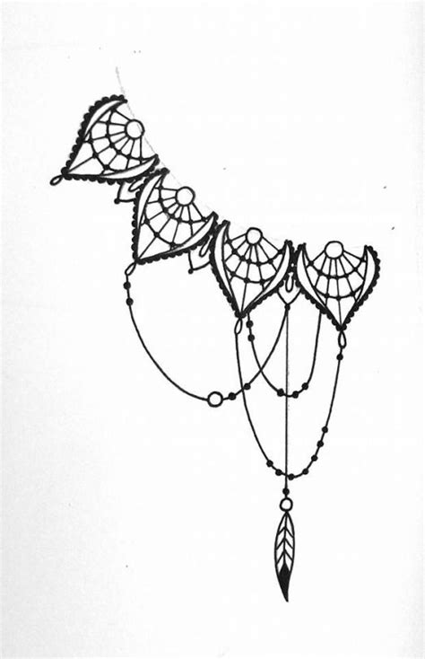 side breast tattoo designs except make it more like lace less like spider web the
