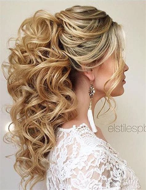Wedding Hairstyles Ponytail Updos by 25 Best Ideas About Hair Updos On