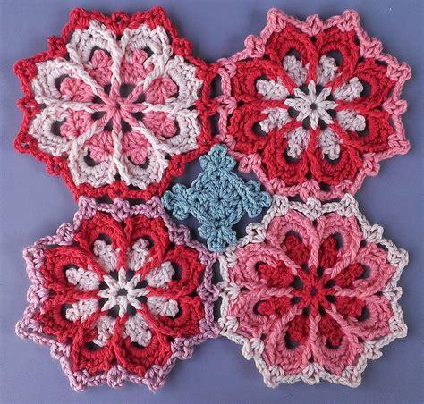 crochet pattern motifs crochet by faye crochet motif construction webinar