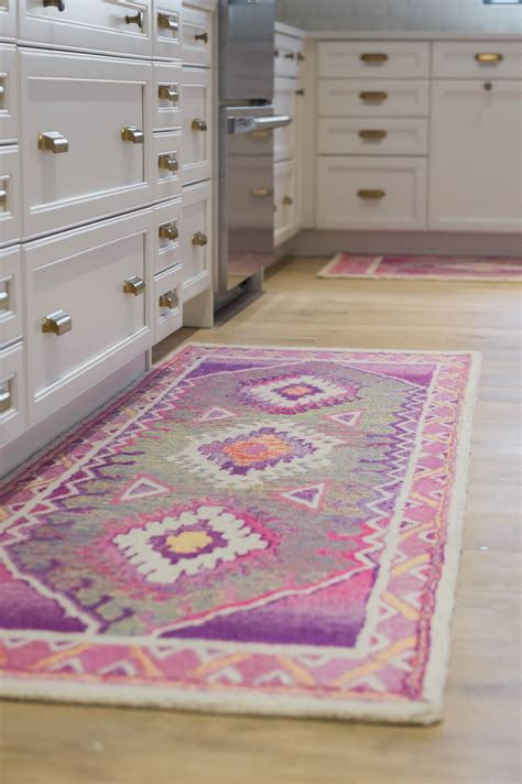 Kilim Kitchen Rug Faux Kilim Rug For A The Leslie Style