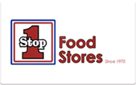 Grocery Store E Gift Cards - sell 1 stop food stores gift cards raise