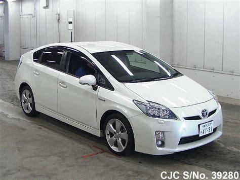 2011 Toyota Prius For Sale 2011 Toyota Prius Hybrid White For Sale Stock No 39280