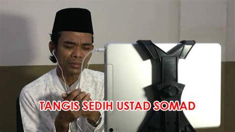 fb ustadz abdul somad nih tangisan ustadz abdul somad saat ceramah streaming