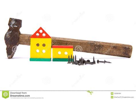casa giocattolo casa giocattolo casa giocattolo immagini stock
