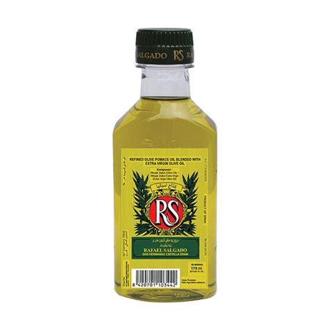Zaitun Rs Olive Pomace 175ml jual rs olive olive pomace pet plastic bottles 175