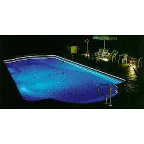 fiber optic pool edge lighting kit 150