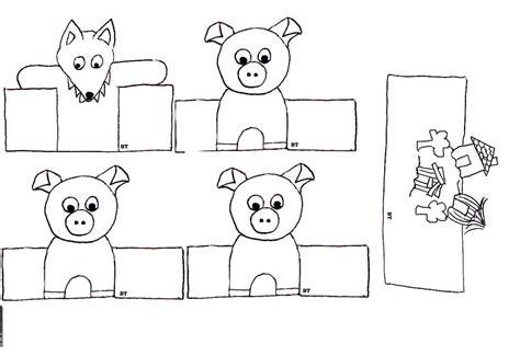 marionnettes 224 doigts de papier ptiloupassion