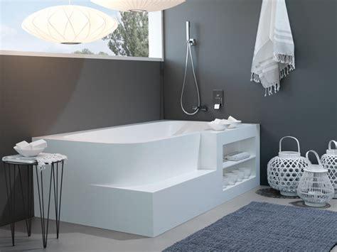 corian bearbeiten badewannen welches material ist das richtige bauen de