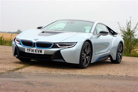 Bmw I8 Performance by Bmw I8 Coupe 2014 Driving Performance Parkers
