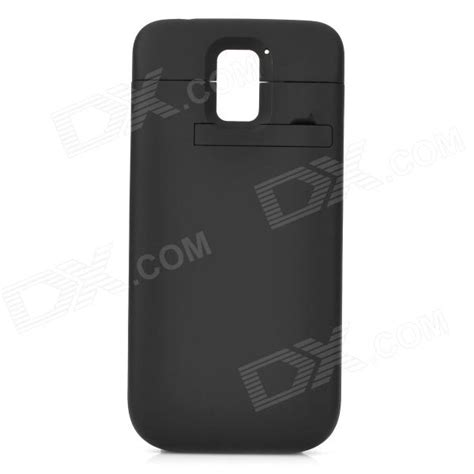 Dijamin Battery Power S5 Black 3500 Mah 3500mah rechargeable li ion external battery power w stand for samsung galaxy s5 black