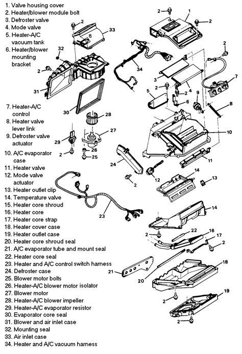 Cavalier Engine Diagram - Wiring Diagram