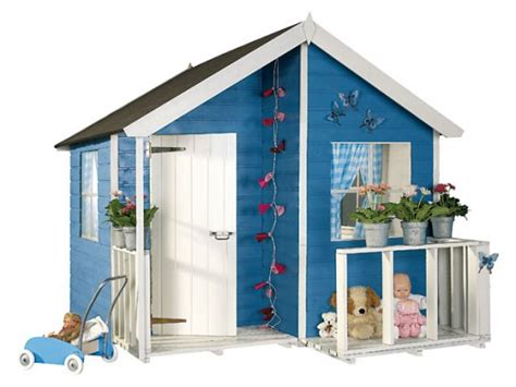 outdoor kids house cool kids outdoor play houses by cerland digsdigs