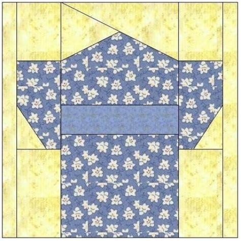 kimono pattern block all stitches kimono paper piecing quilt block pattern