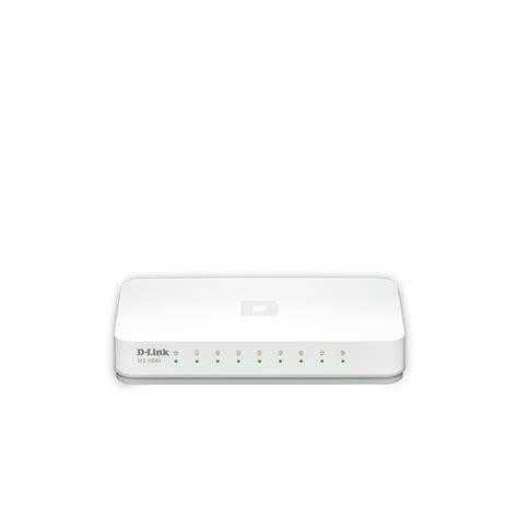 Jual D Link Fast Ethernet Switch 8 Port Des 1008a Wajib Punya d link 8 port fast ethernet desktop switch des 1008a