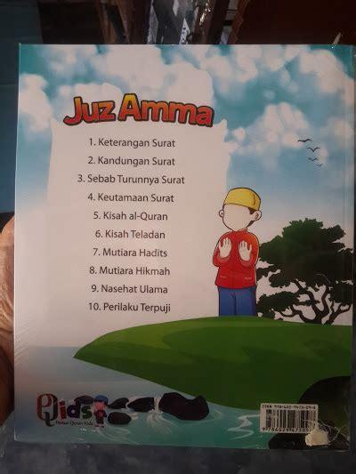 Ingin Anak Anda Rajin Shalat 1 buku anak juz amma toko muslim title