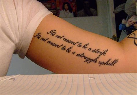 famous tattoo quotes gallery quotes about overcoming challenges tattoos