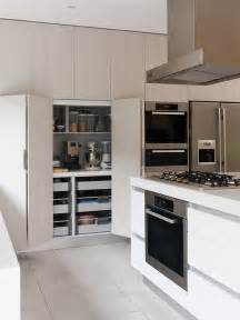 Picture Of Kitchen Designs mid sized minimalist kitchen photo in melbourne with an undermount