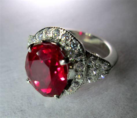 Ruby Merah Pigeon Blood ruby ring pigeon blood ruby ring