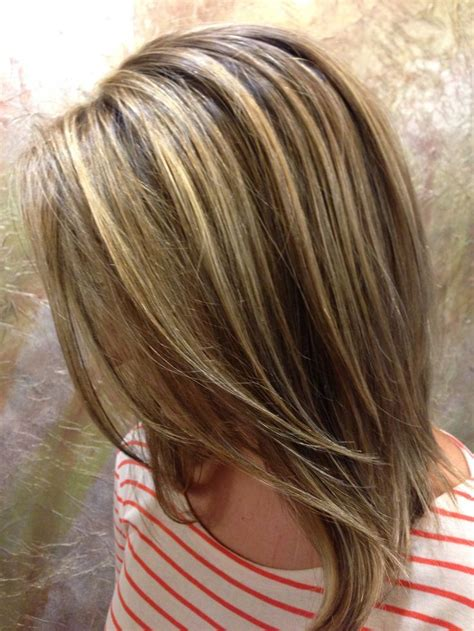 Classic Blond Hair Photos With Low Lights | 40 classic hair color ideas for brunettes page 2 of 2