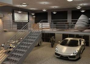 Home Garage Designs 25 Best Ideas About Garage Loft On Pinterest Garage