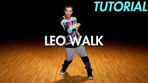 Tutorial Locking Dance | how to leo walk hip hop dance moves tutorial locking